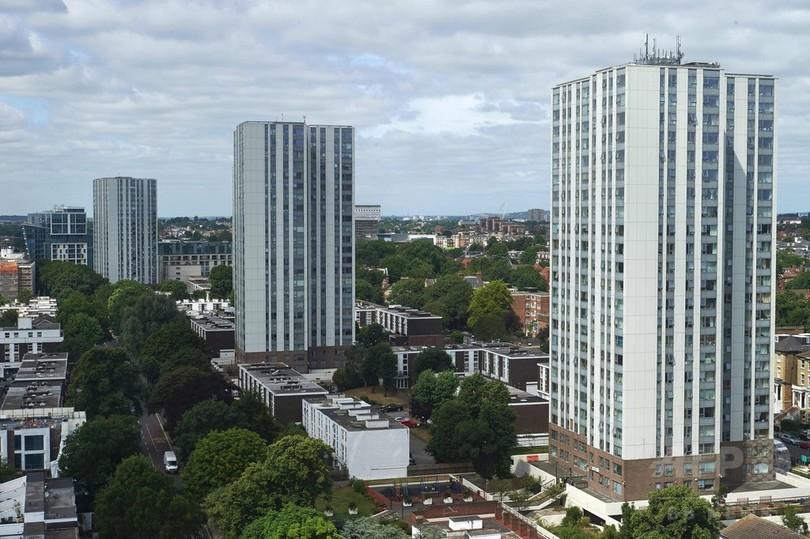 英高層住宅60棟、安全検査で不合格 外装材の危険5月に指摘か