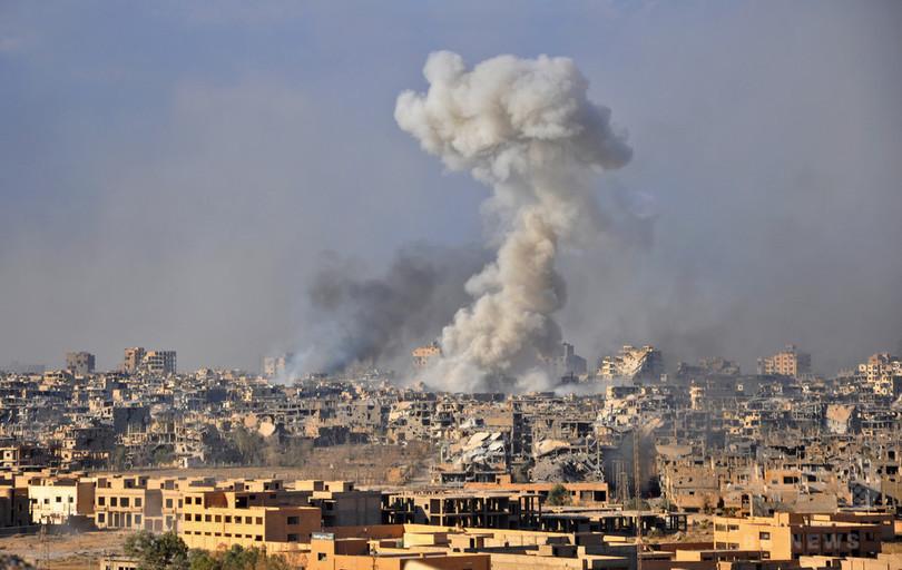 ISからシリアを「完全解放」 ロシアが宣言