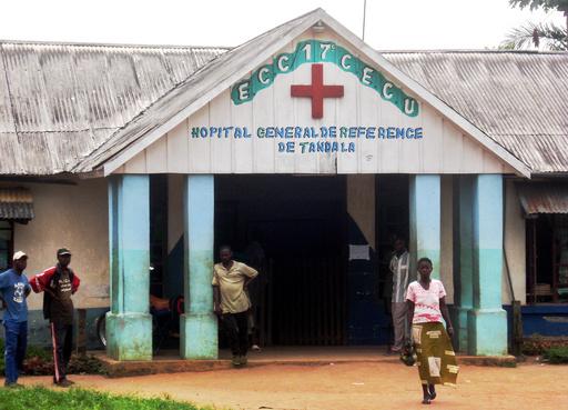 コンゴ民主共和国で出血熱、10日で13人死亡 保健省