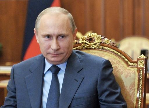 「プーチン氏にノーベル賞を」、露団体が声明 シリア外交を評価