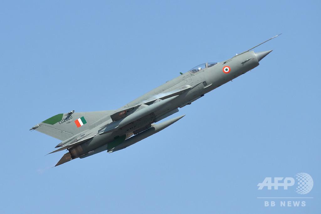 インドもパキスタン軍機1機を撃墜と発表