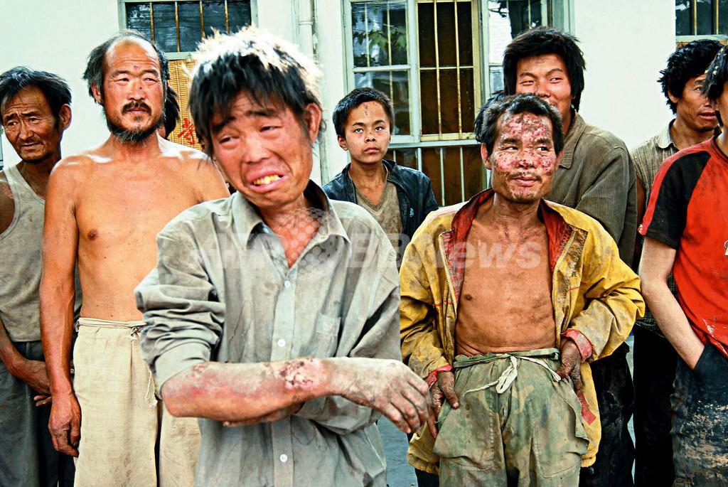 中国各地のれんが工場強制労働の実態がテレビ放映、全土に衝撃