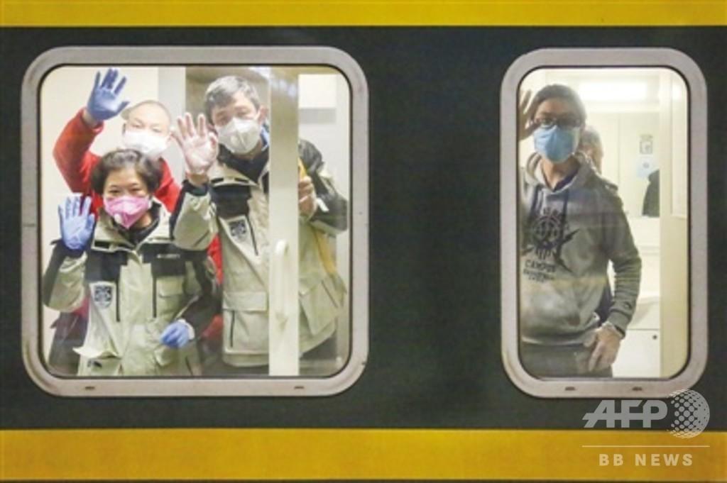 武漢から訪れた聴覚障害者が感動した「ハルビンの66日」