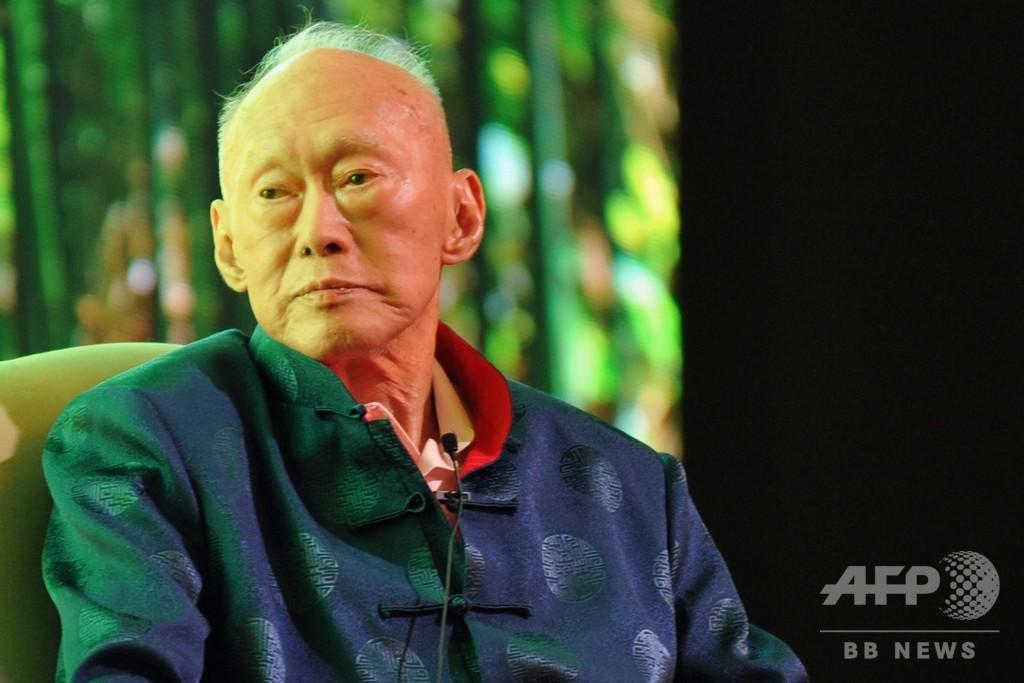 お家騒動のシンガポール 「建国の父」の孫、法廷侮辱罪で有罪
