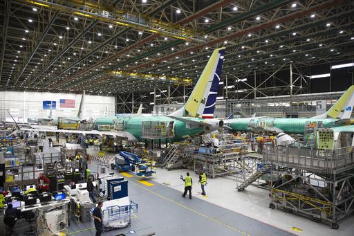 ボーイング、737MAX型機シミュレーターに欠陥あったと認める ソフトを修正