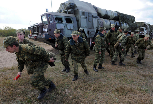 ロシア、グルジアから独立宣言したアブハジアに対空ミサイル配備
