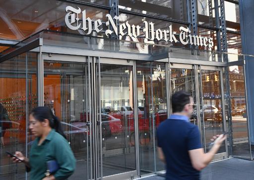 トランプ氏、米のロシア送電網侵入拡大伝えたNYT記事を非難 「反逆行為」