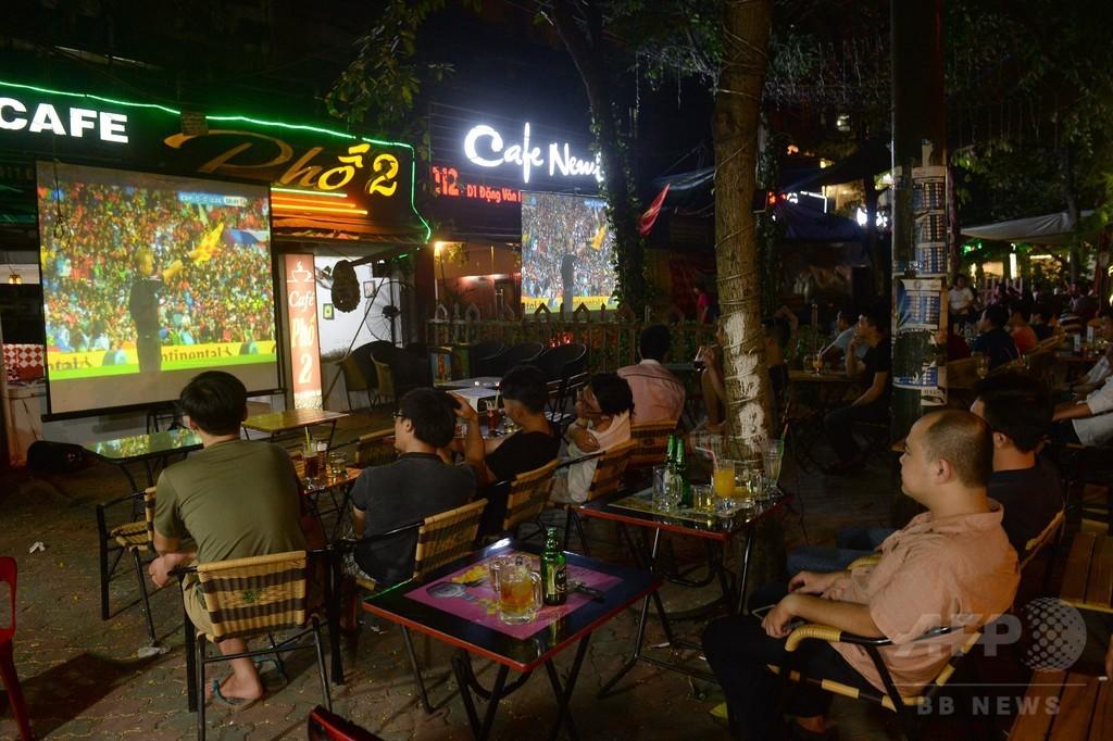 欧州選手権2016、サッカー賭博で破産するベトナム人たち