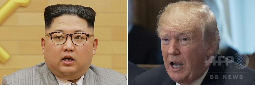 北朝鮮、米朝関係に「変化の機運」 制裁の効果は否定