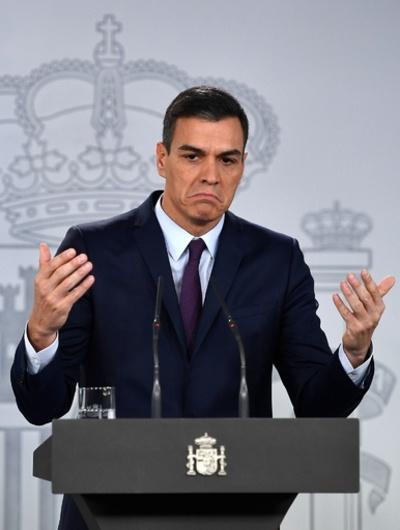 スペイン、4月に総選挙へ 予算案否決受け前倒し