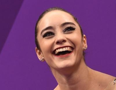 フィギュア女子で銅メダルのオズモンド、平昌五輪