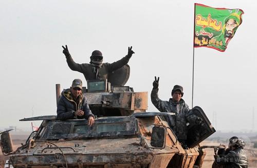イラク治安部隊、11月に1959人死亡 前月比3倍、モスルでIS抵抗