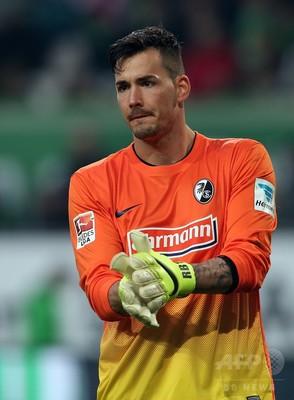 ドルトムント、スイス代表GK ...