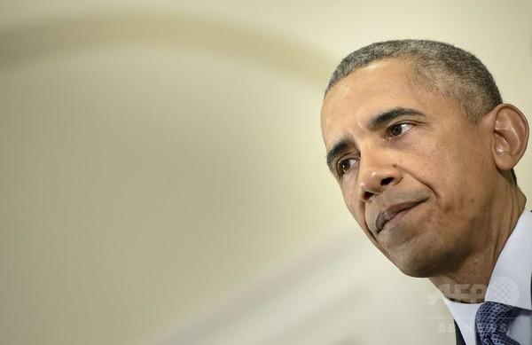 オバマ大統領、アフガニスタン駐留米軍の撤収断念