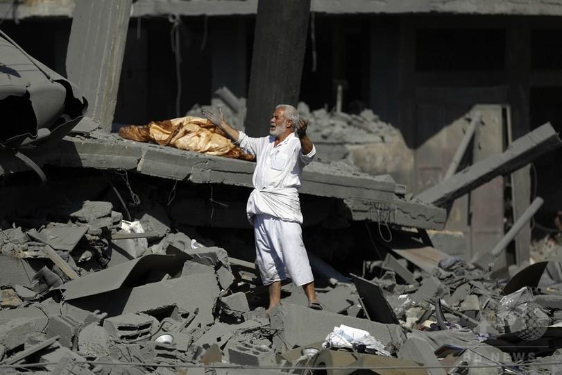 米、「野蛮な攻撃」とハマス非難 ガザ停戦崩壊