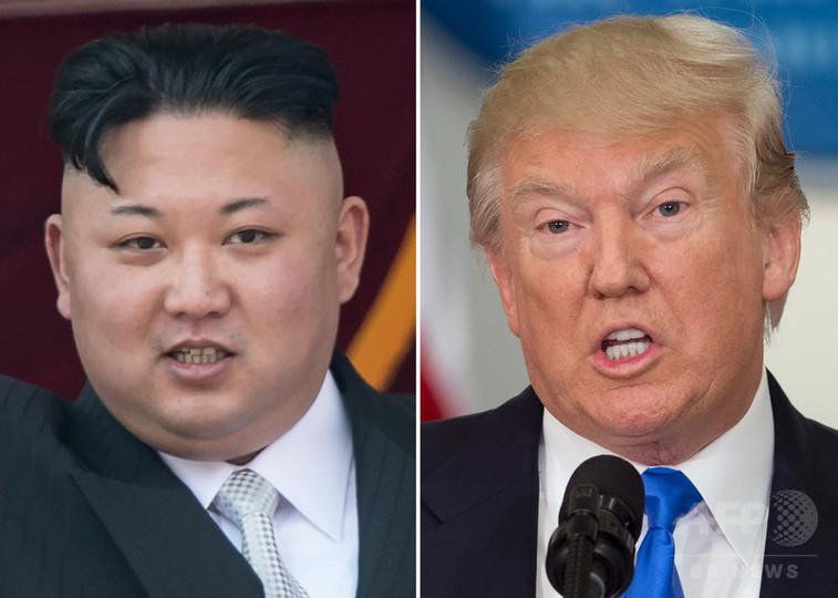 北朝鮮外相、トランプ氏は「戦争の導火線に火を付けた」