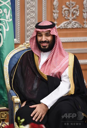サウジ皇太子、パリ郊外に世界一高額な大邸宅所有 337億円