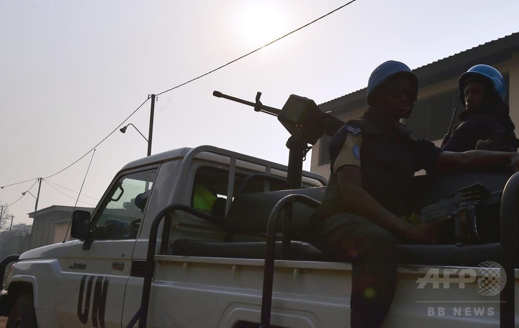 中央アフリカ、武装勢力が村を襲撃 少なくとも50人死亡