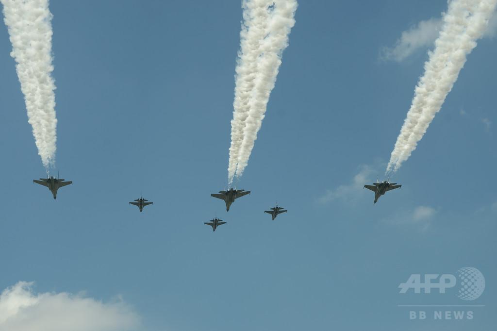 戦闘機11機の支払いは農産品で…インドネシアとロシアが覚書調印