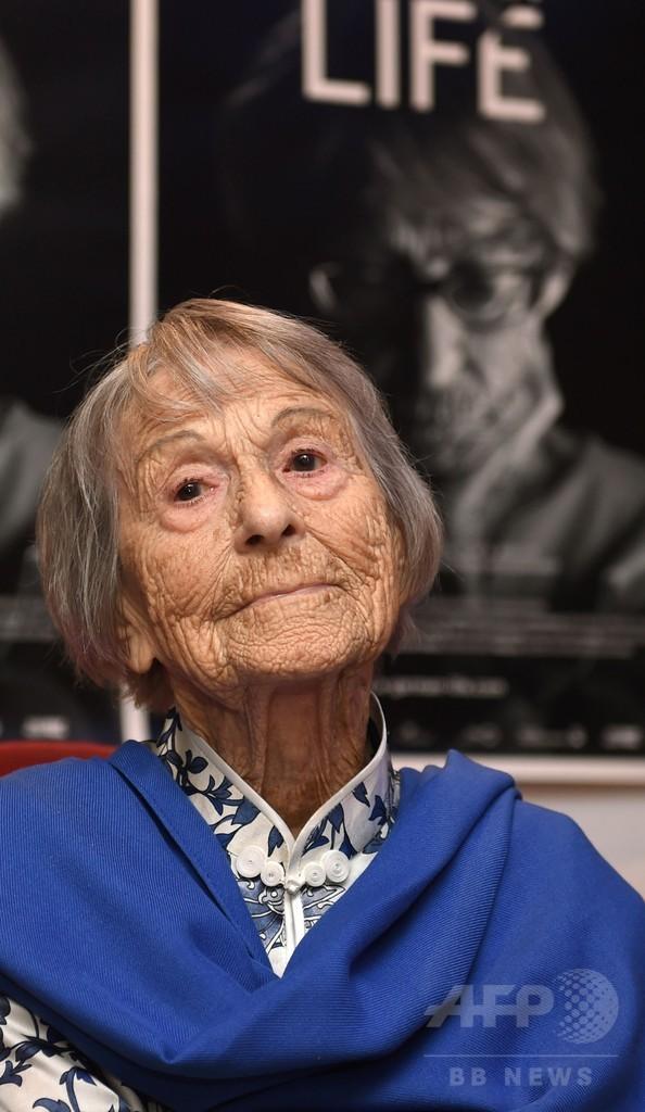 ナチス宣伝相ゲッペルスの秘書、106歳で死去