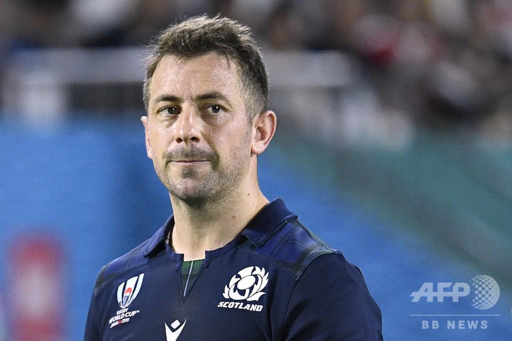 レイドローが代表引退を表明、主将としてスコットランドを引っ張る