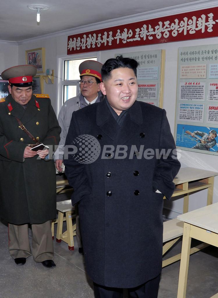 金正恩氏は「天才中の天才」、北朝鮮が記録映画を放映 誕生日を意識か