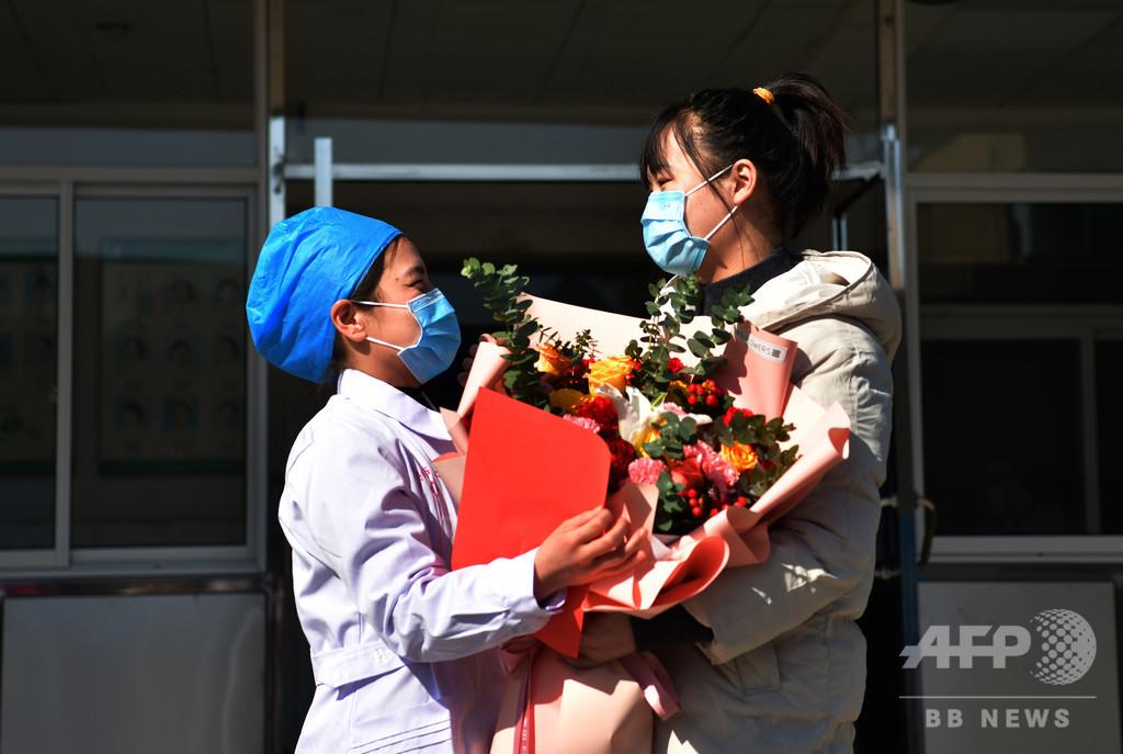 新型肺炎の治癒率が大幅に上昇 中国国家衛生健康委員会