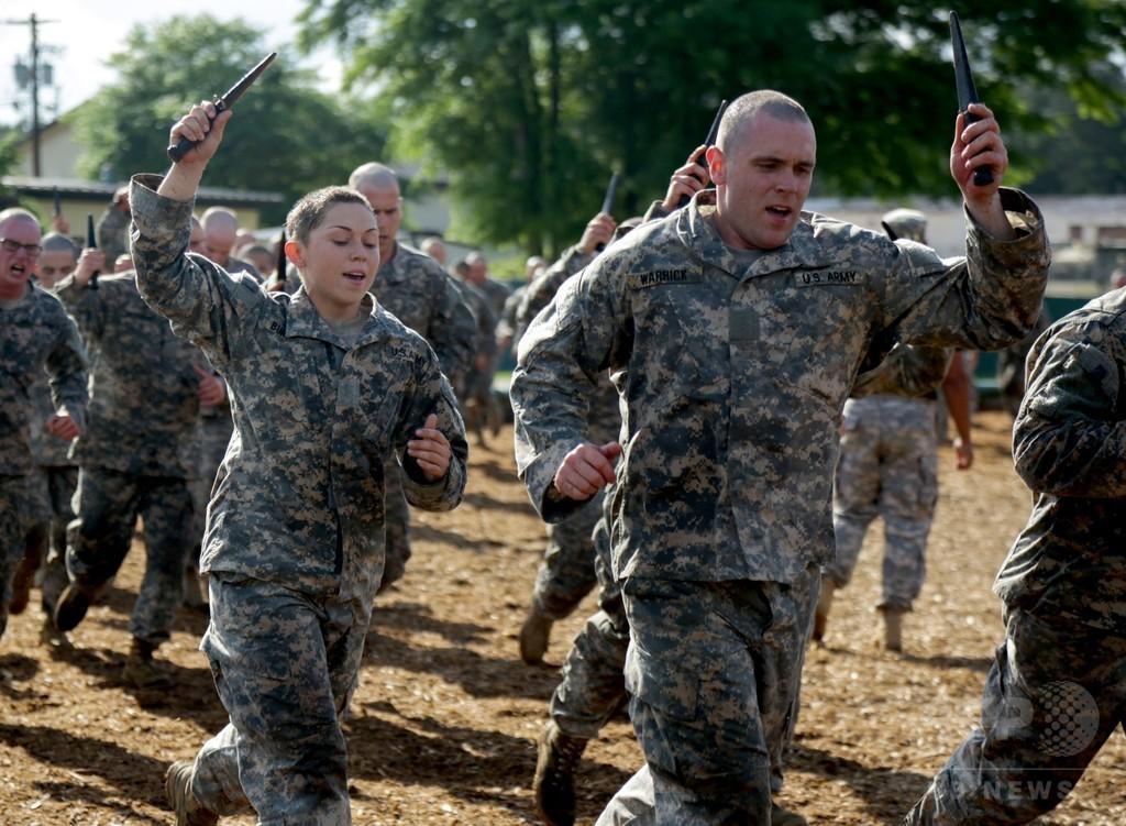 米特殊部隊「シールズ」、女性にも門戸解放へ 報道