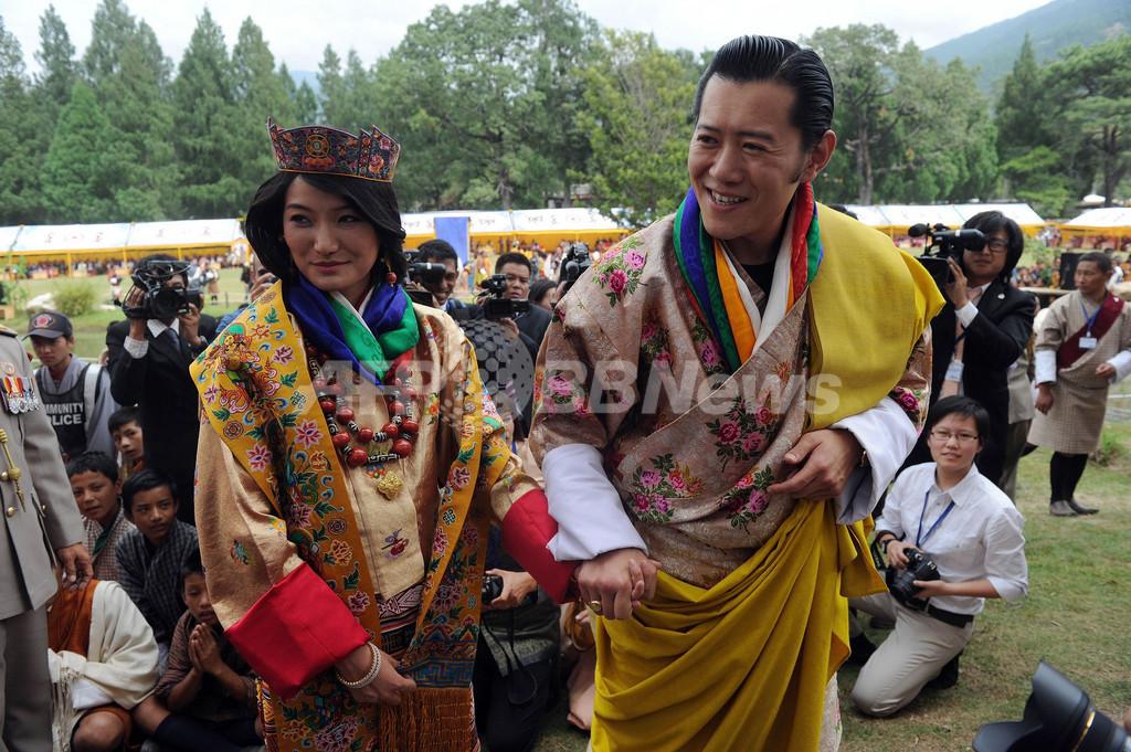 終わり迎えるブータンの複婚制度