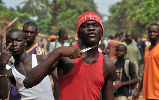 イスラム教徒に対する「民族浄化」が進行か、中央アフリカ