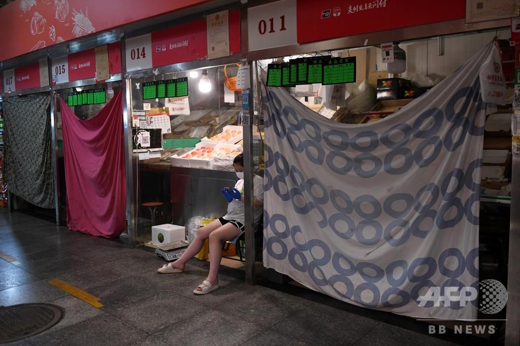 中国、食品輸入停止を拡大 冷凍エビパッケージからコロナ