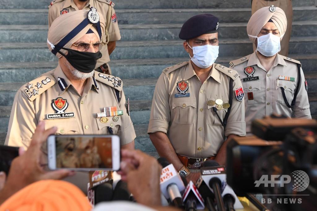 酒代わりに消毒液を割って飲む インドで9人死亡