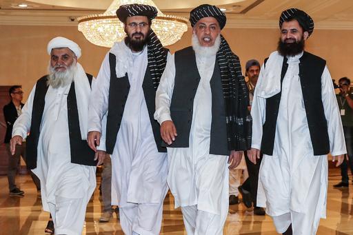 米国、タリバンとの協議をカタール首都で再開