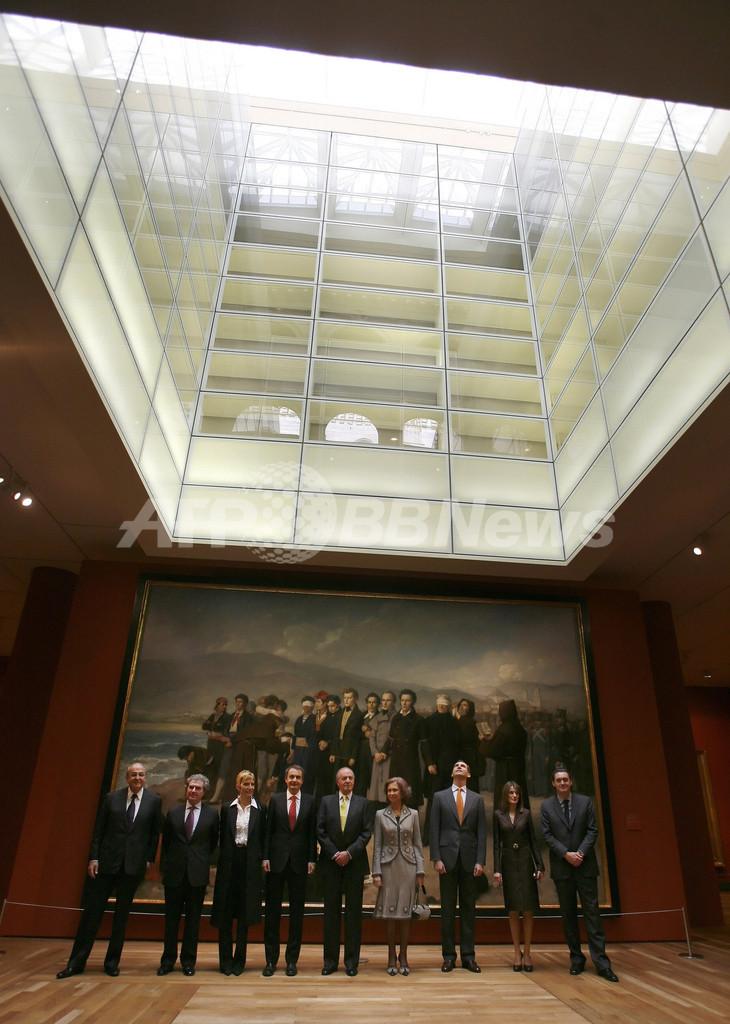 プラド美術館の新館が公開