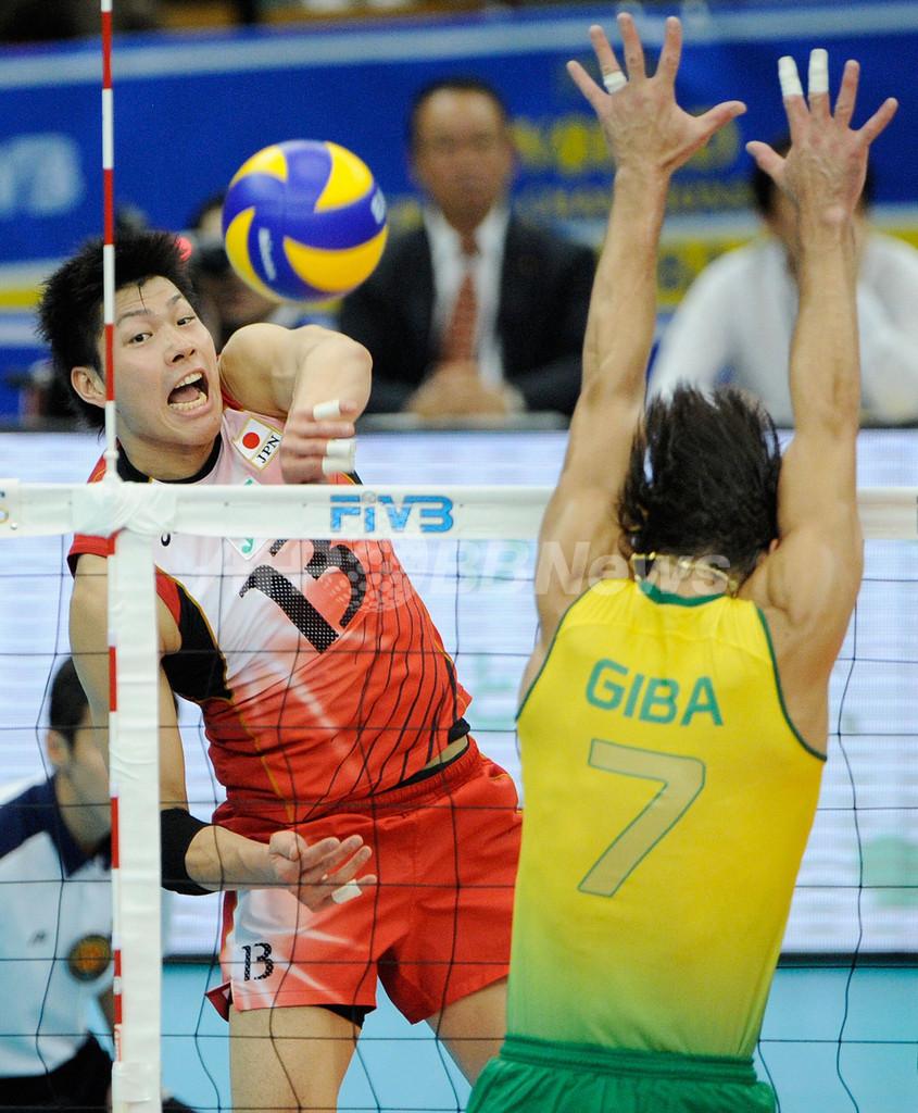 日本3位に、ブラジルが2連覇 グラチャンバレー