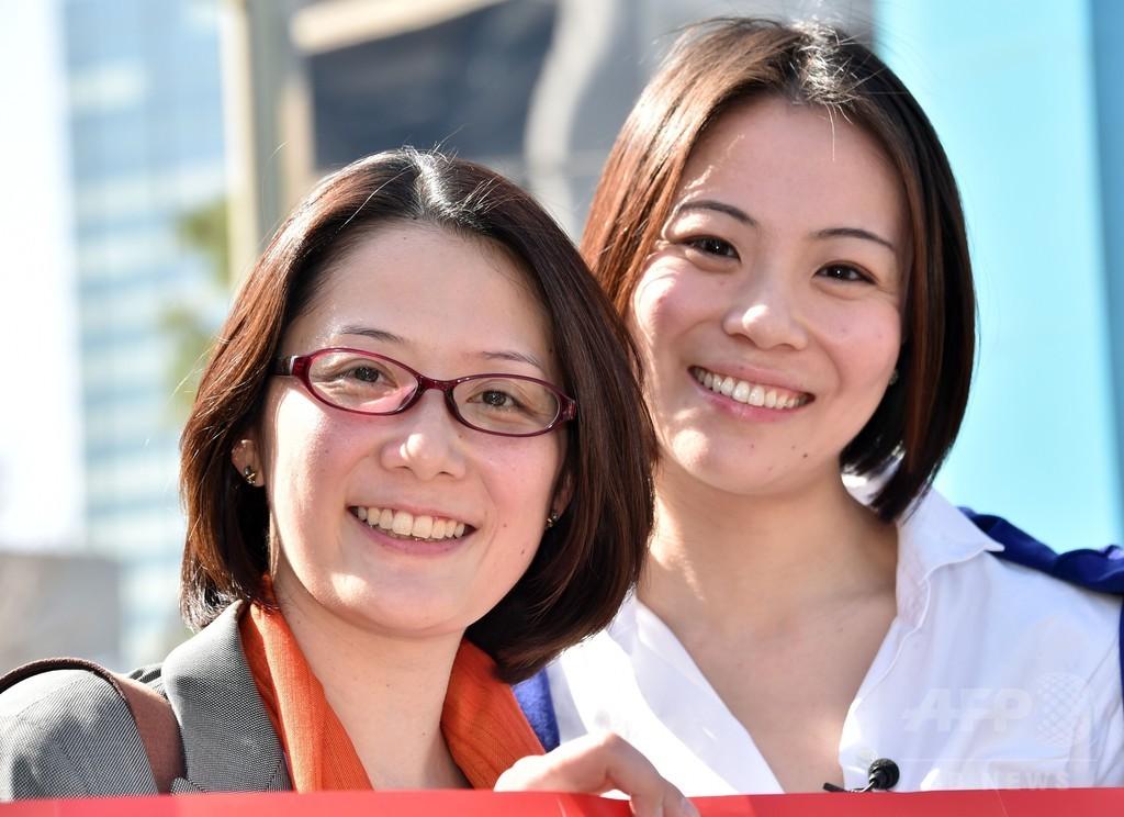 日本初、同性パートナー条例成立 東京・渋谷区