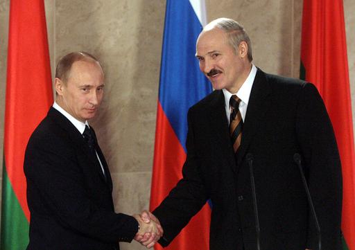 ベラルーシ、ロシアとの同盟関係を強調、米ミサイル防衛システムをけん制