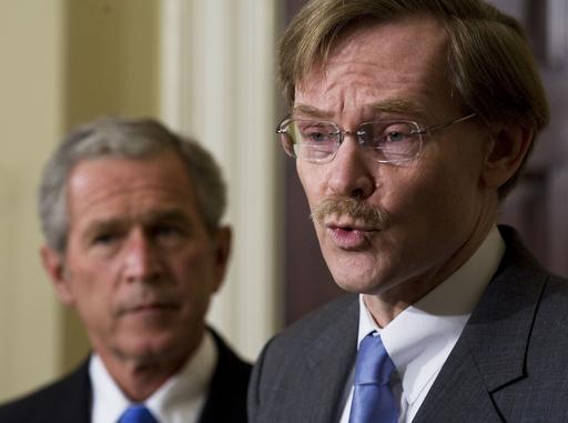 ブッシュ大統領、世銀次期総裁にゼーリック氏を正式指名