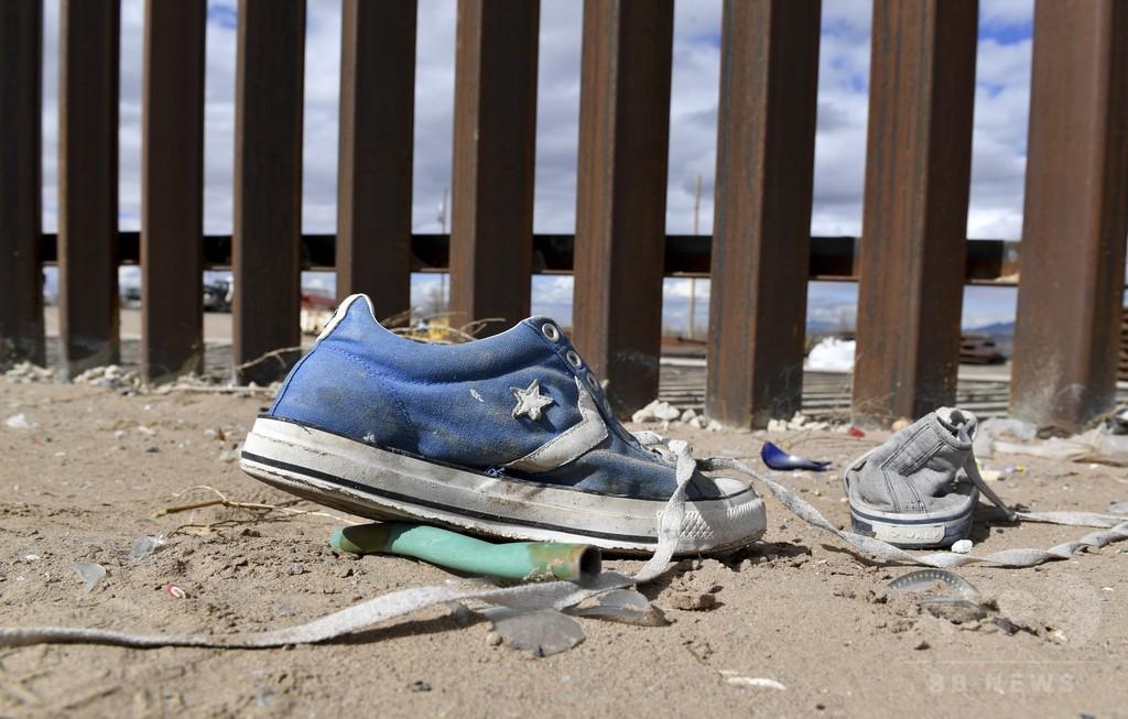 米、不法移民取り締まり強化を発表 1100万人ほぼ全員が対象