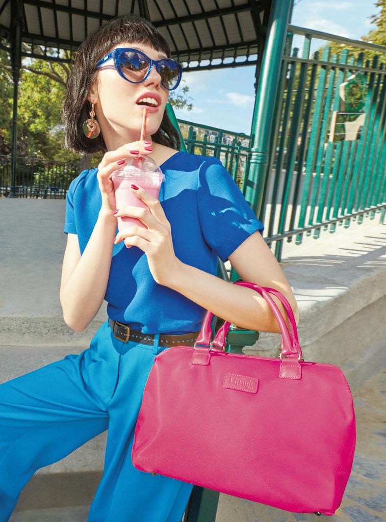 パリ発「リポー」のバッグで毎日がヴァカンス気分