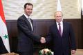 プーチン氏、シリアのアサド大統領とロシアで会談