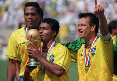 ロマーリオがブラジルを優勝に導く―1994年W杯米国大会