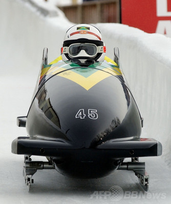 ジャマイカ男子ボブスレー、ソチ冬季五輪への出場決定