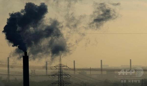 地球温暖化、2100年までに気温2.7度上昇 報告書