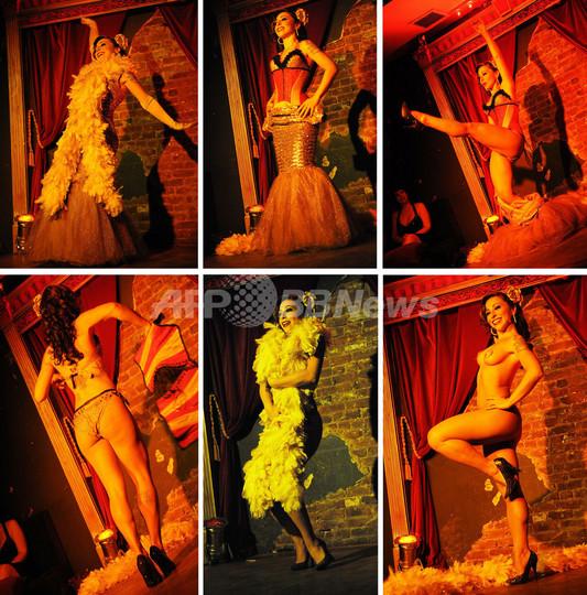 エロスとミュージカルの融合「バーレスク」、NYでフェスティバル