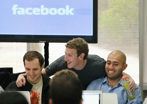 企業価値は4兆円超に、米フェースブックが1200億円調達