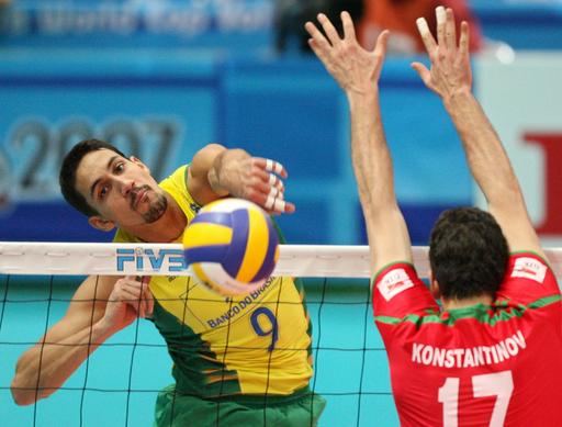 ブラジル ブルガリアをストレートで降して1敗をキープ