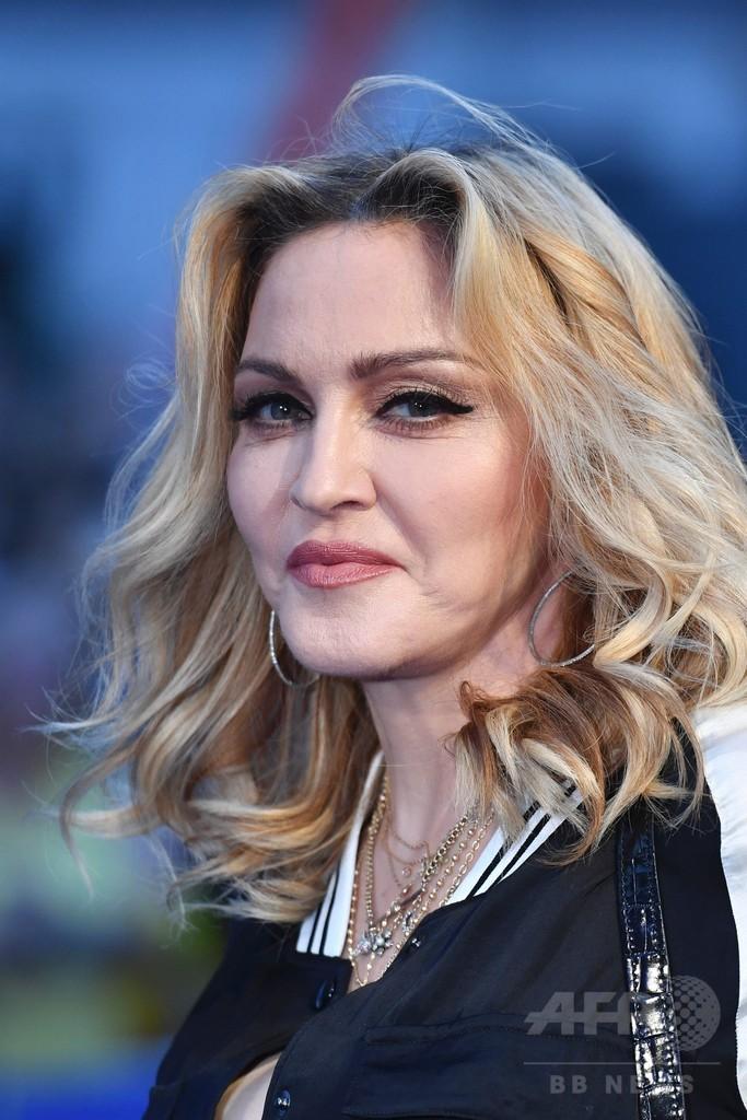 マドンナ、無許可の伝記映画制作に怒り「自分にしか語れない」