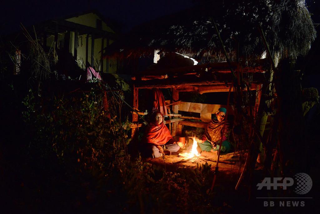 ネパール、生理中の女性を隔離する慣習「チャウパディ」を犯罪化
