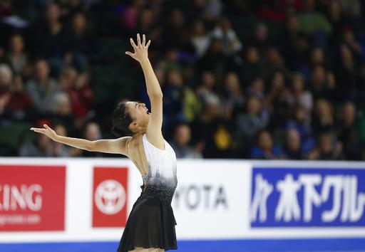 日本は2位、米国が優勝 フィギュア国別対抗戦